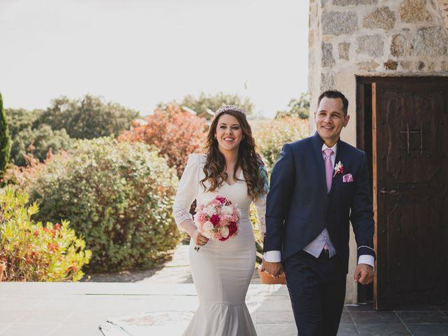 La boda de Alberto y Rosa en Mangiron, Madrid 187