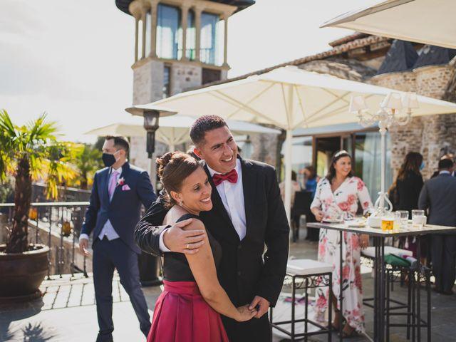 La boda de Alberto y Rosa en Mangiron, Madrid 190