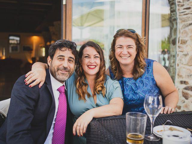 La boda de Alberto y Rosa en Mangiron, Madrid 195