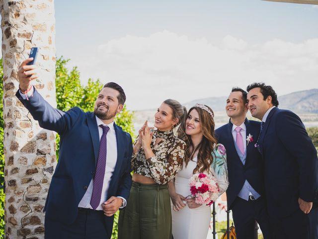La boda de Alberto y Rosa en Mangiron, Madrid 200