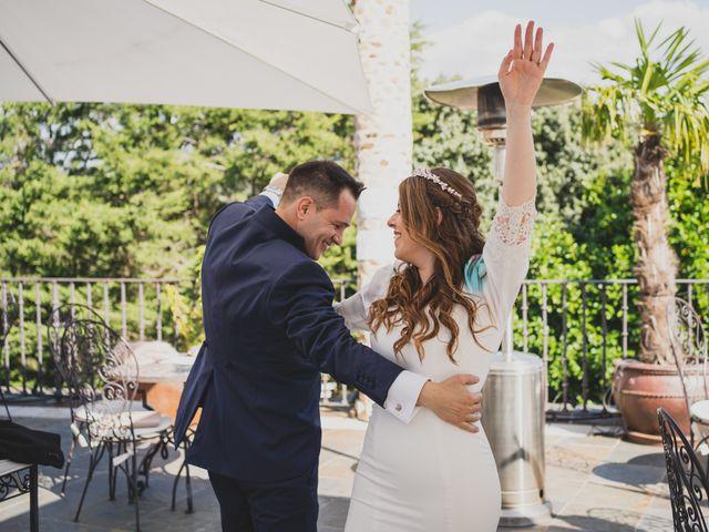 La boda de Alberto y Rosa en Mangiron, Madrid 201