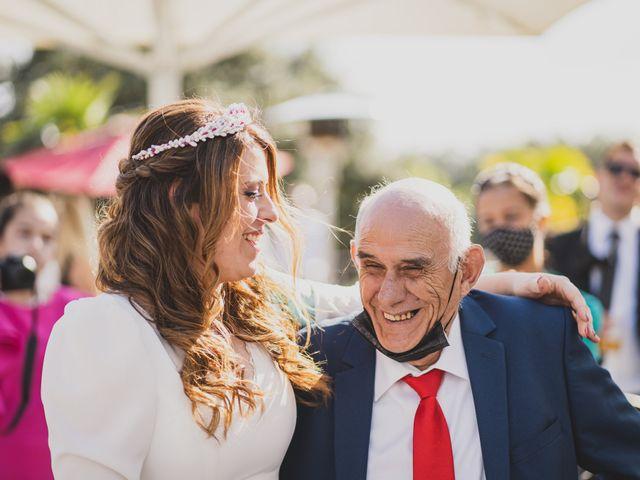 La boda de Alberto y Rosa en Mangiron, Madrid 204