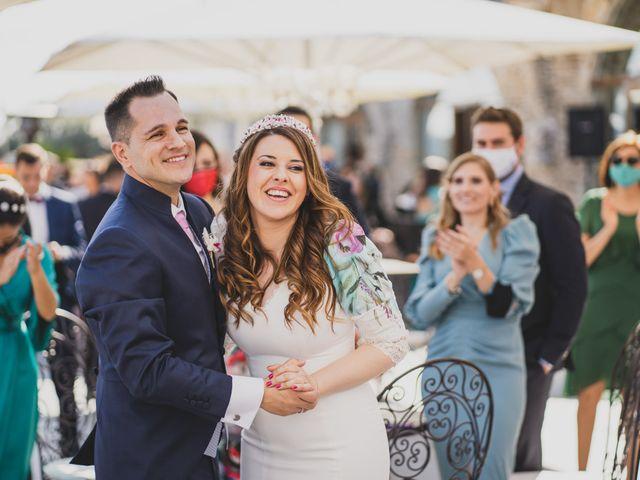 La boda de Alberto y Rosa en Mangiron, Madrid 205