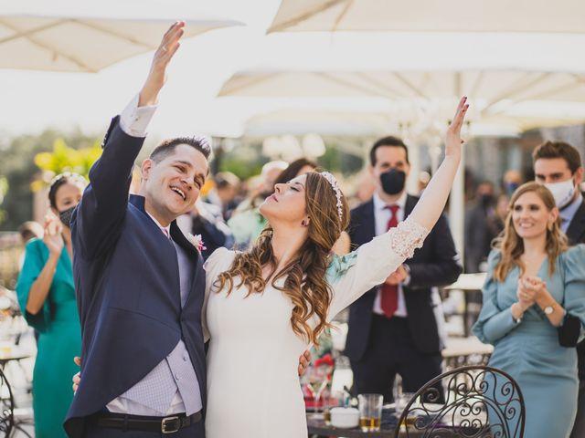 La boda de Alberto y Rosa en Mangiron, Madrid 206