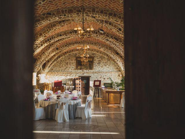 La boda de Alberto y Rosa en Mangiron, Madrid 210