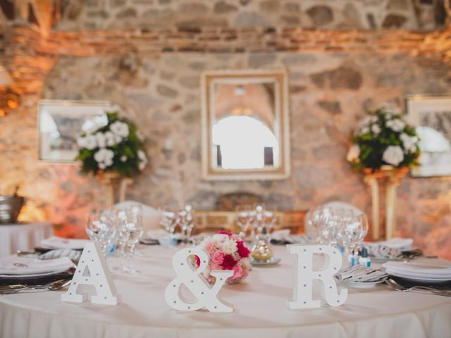 La boda de Alberto y Rosa en Mangiron, Madrid 211