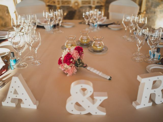 La boda de Alberto y Rosa en Mangiron, Madrid 212
