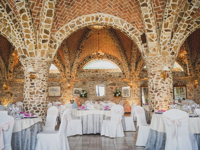 La boda de Alberto y Rosa en Mangiron, Madrid 216