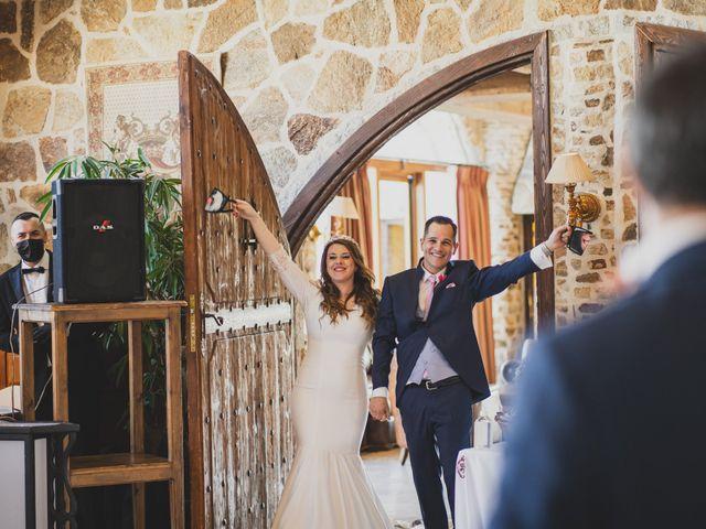 La boda de Alberto y Rosa en Mangiron, Madrid 217
