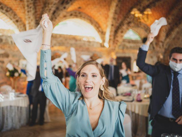 La boda de Alberto y Rosa en Mangiron, Madrid 221