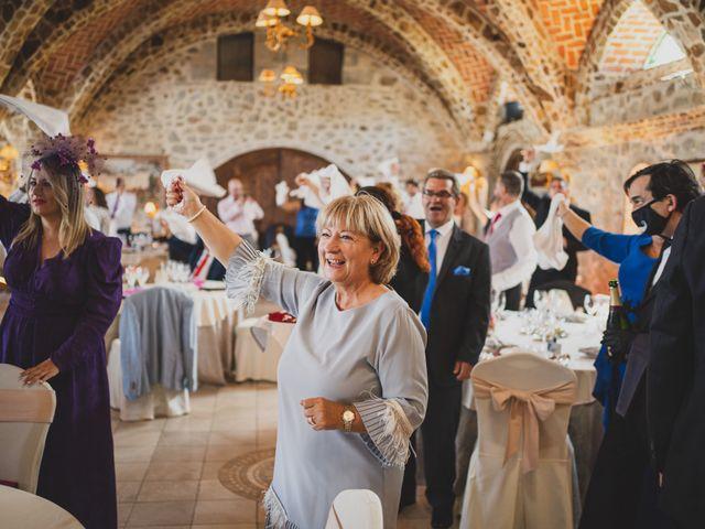 La boda de Alberto y Rosa en Mangiron, Madrid 223