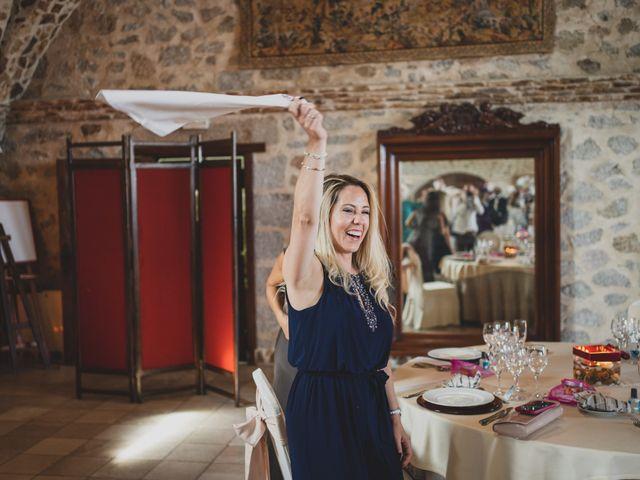 La boda de Alberto y Rosa en Mangiron, Madrid 224