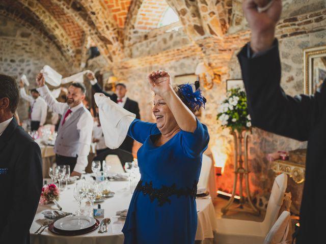 La boda de Alberto y Rosa en Mangiron, Madrid 225