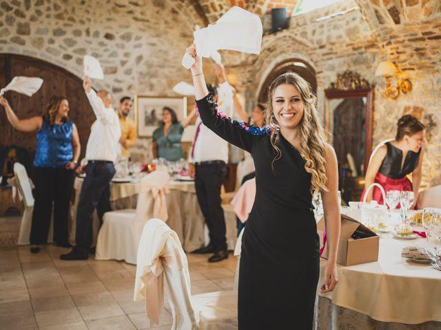 La boda de Alberto y Rosa en Mangiron, Madrid 227
