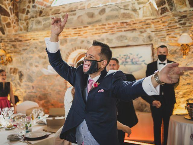 La boda de Alberto y Rosa en Mangiron, Madrid 229