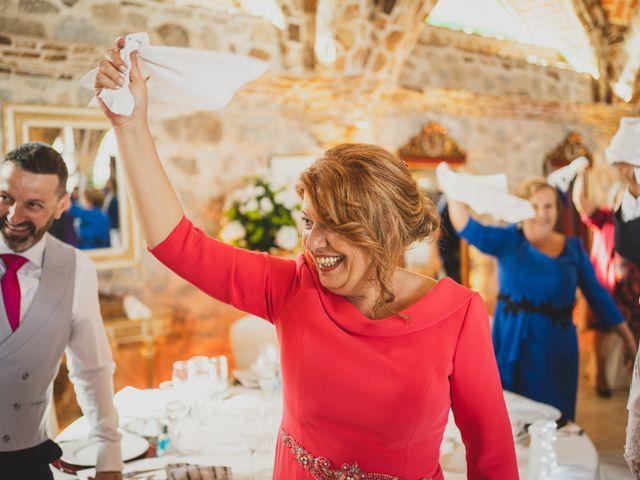 La boda de Alberto y Rosa en Mangiron, Madrid 232