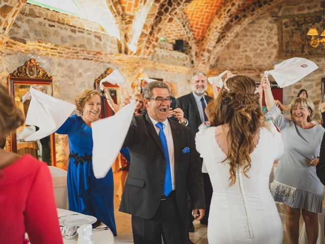 La boda de Alberto y Rosa en Mangiron, Madrid 233