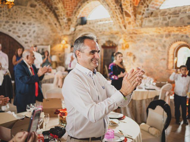 La boda de Alberto y Rosa en Mangiron, Madrid 236
