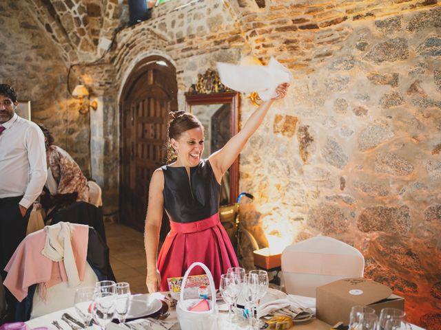 La boda de Alberto y Rosa en Mangiron, Madrid 240