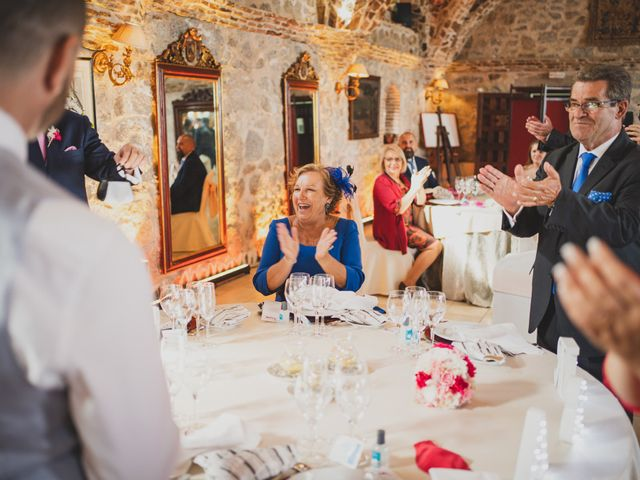 La boda de Alberto y Rosa en Mangiron, Madrid 241