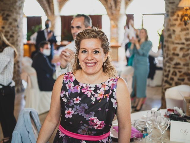 La boda de Alberto y Rosa en Mangiron, Madrid 242