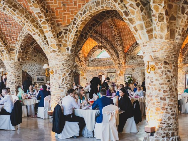 La boda de Alberto y Rosa en Mangiron, Madrid 244