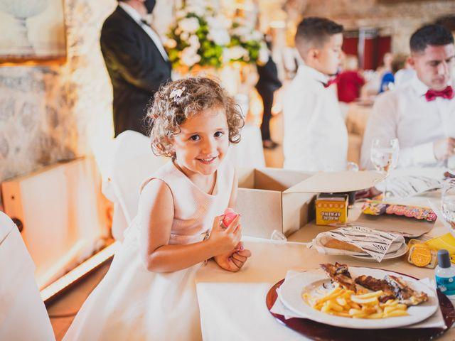 La boda de Alberto y Rosa en Mangiron, Madrid 245