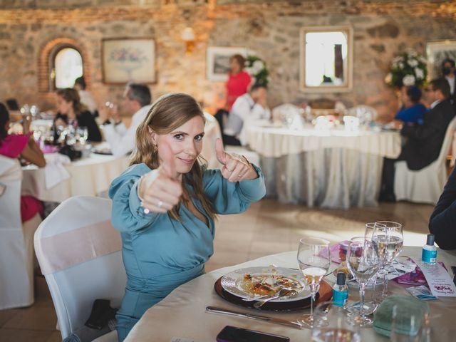 La boda de Alberto y Rosa en Mangiron, Madrid 246