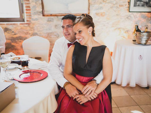 La boda de Alberto y Rosa en Mangiron, Madrid 248