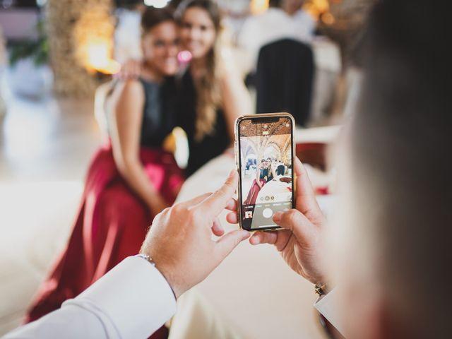 La boda de Alberto y Rosa en Mangiron, Madrid 249