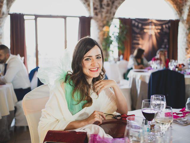 La boda de Alberto y Rosa en Mangiron, Madrid 253