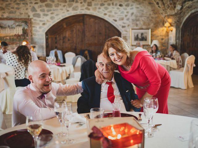 La boda de Alberto y Rosa en Mangiron, Madrid 254