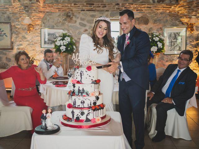 La boda de Alberto y Rosa en Mangiron, Madrid 255