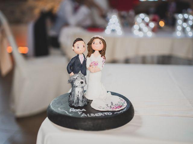 La boda de Alberto y Rosa en Mangiron, Madrid 256