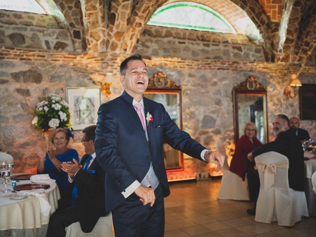 La boda de Alberto y Rosa en Mangiron, Madrid 257