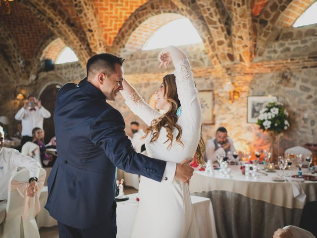 La boda de Alberto y Rosa en Mangiron, Madrid 258