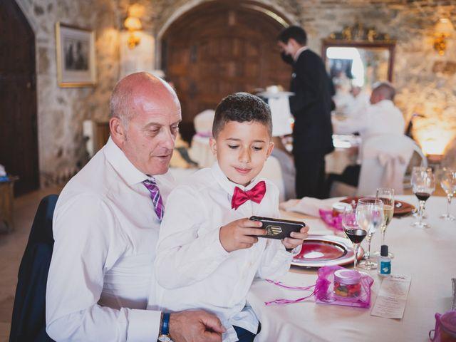La boda de Alberto y Rosa en Mangiron, Madrid 262