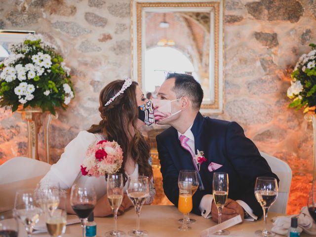 La boda de Alberto y Rosa en Mangiron, Madrid 269