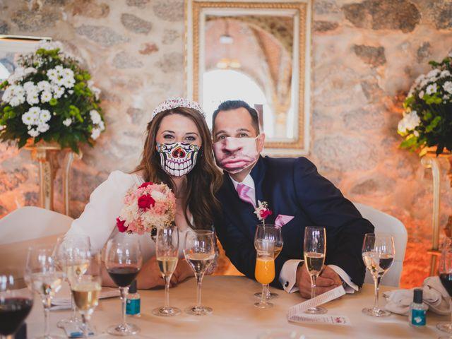 La boda de Alberto y Rosa en Mangiron, Madrid 270