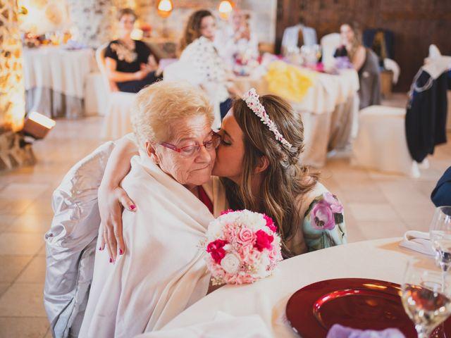 La boda de Alberto y Rosa en Mangiron, Madrid 273