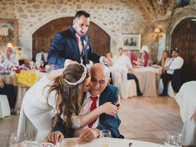 La boda de Alberto y Rosa en Mangiron, Madrid 274