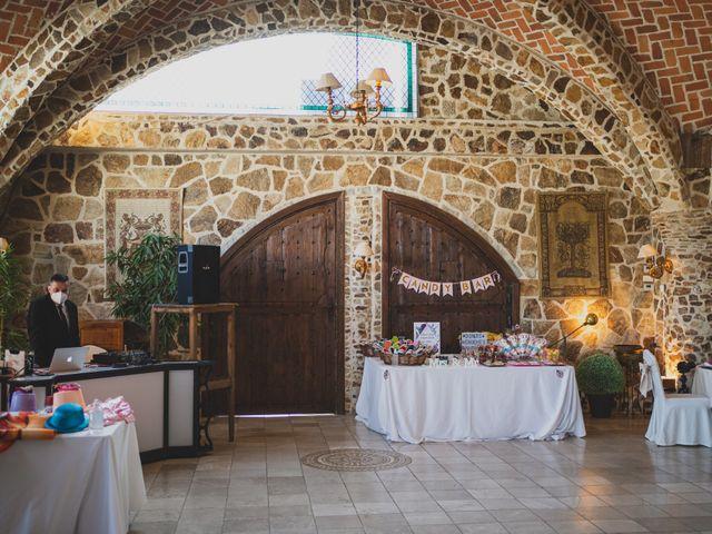 La boda de Alberto y Rosa en Mangiron, Madrid 276