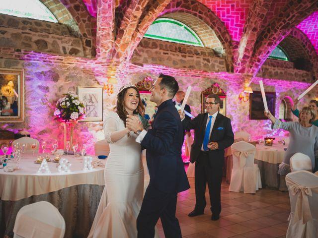 La boda de Alberto y Rosa en Mangiron, Madrid 291