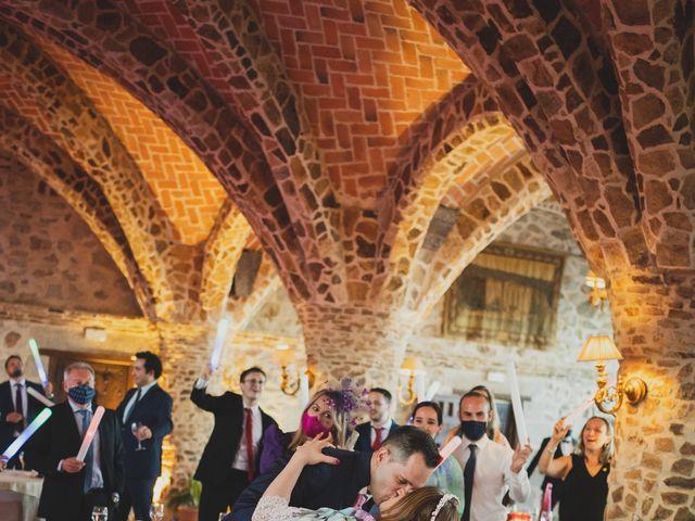 La boda de Alberto y Rosa en Mangiron, Madrid 293