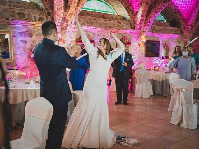 La boda de Alberto y Rosa en Mangiron, Madrid 294