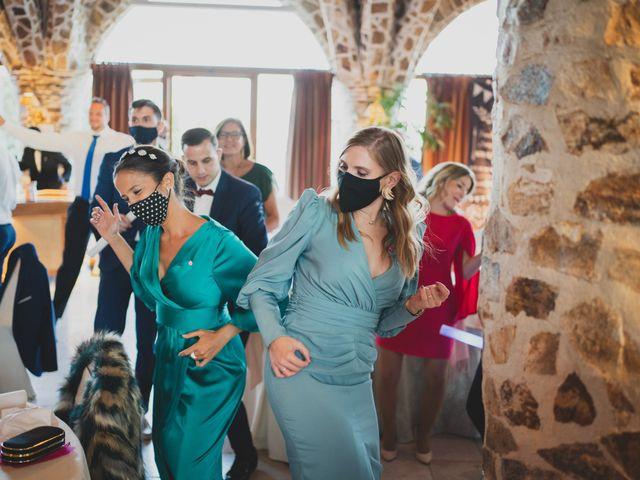 La boda de Alberto y Rosa en Mangiron, Madrid 297