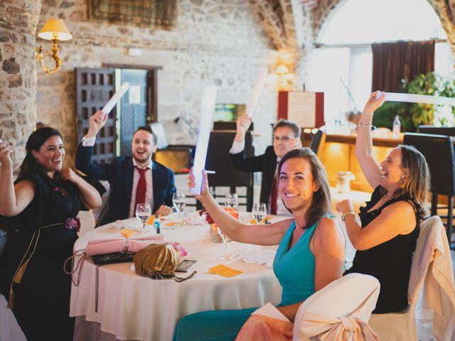La boda de Alberto y Rosa en Mangiron, Madrid 300