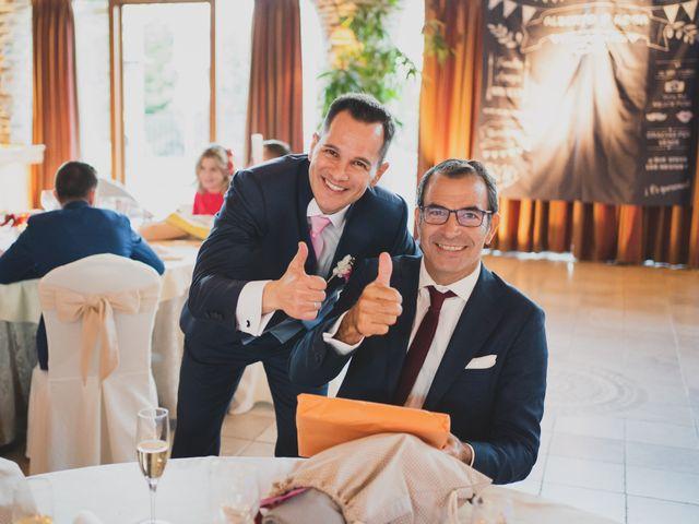 La boda de Alberto y Rosa en Mangiron, Madrid 302
