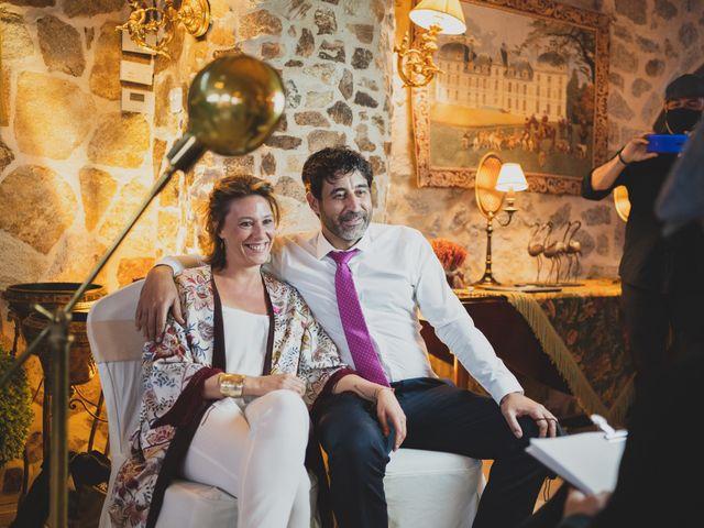 La boda de Alberto y Rosa en Mangiron, Madrid 303