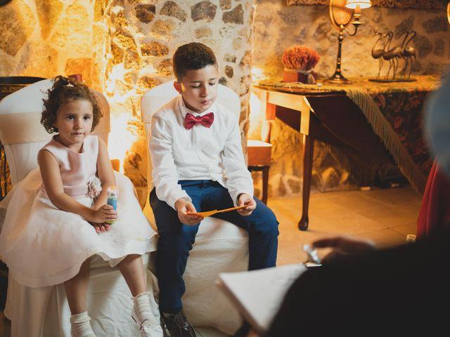 La boda de Alberto y Rosa en Mangiron, Madrid 307